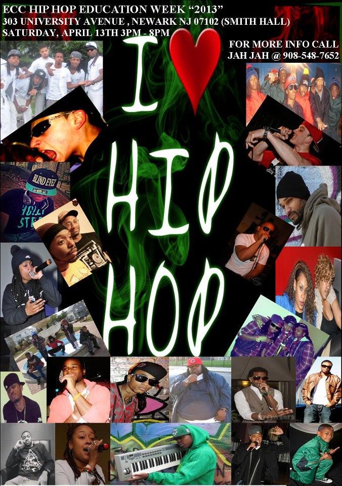 hip hop education week